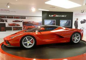 Ferrari Múzeum meglátogatása Maranelloban