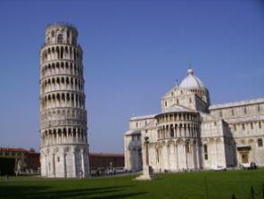 Városnézés Pisaban
